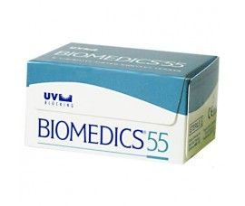 Biomedics 55 Disposable #ContactLenses