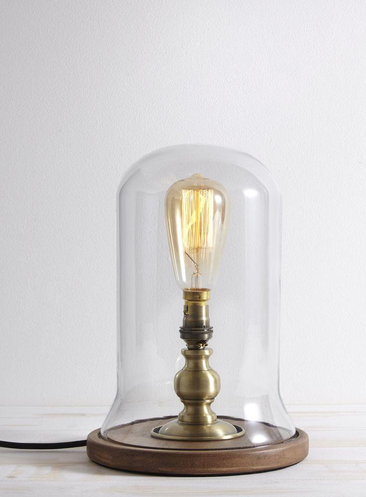 Hooper Table Lamp - BHS
