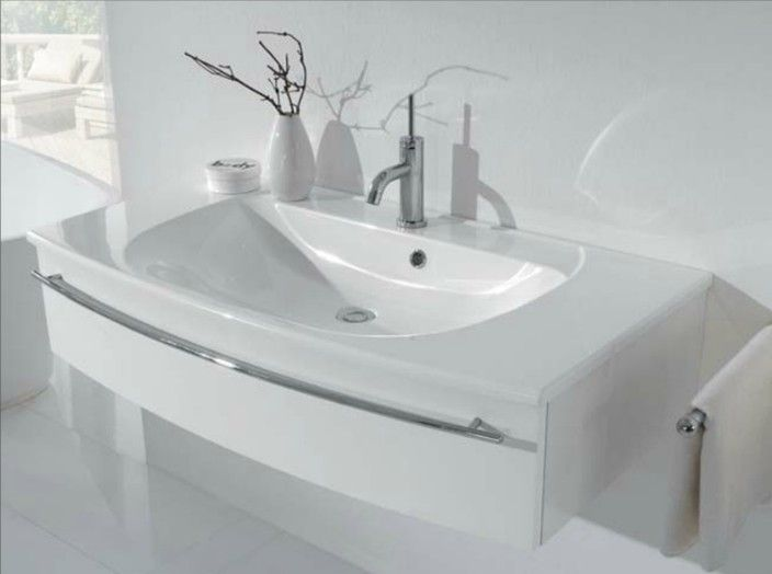 33 best Bauformat Bathrooms images on Pinterest | Bathroom cabinets ...