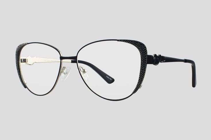 #Brillen van Nisi. Dit is de Burthen (art. nr. F10.669FBL), complete bril vanaf € 49,90. #Montuur van zwart monel. Verkrijgbaar in nog twee andere kleuren.