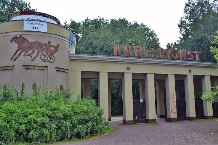 A historical walk in Karlshorst, Berlin: http://www.ilanatravels.com/2017/08/a-historical-walk-in-karlshorst-berlin.html