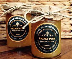 Rezept PRIMA-PINA - Oma Annemie´s Ananas-Marmelade von Olla di Bolla - Rezept der Kategorie Saucen/Dips/Brotaufstriche