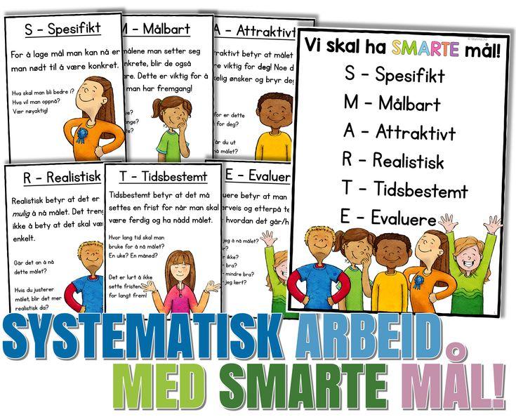 Malimo.no - systematisk arbeid med SMARTE mål