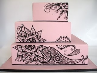 Mehndi Cake Tutorial : Best mehndi cakes images cake wedding