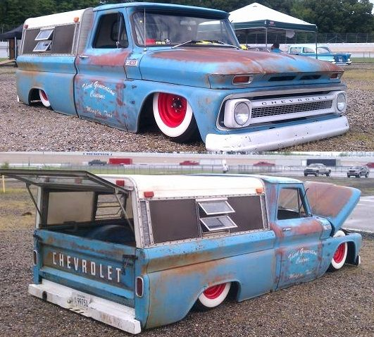 C10 Patina Chevrolet truck