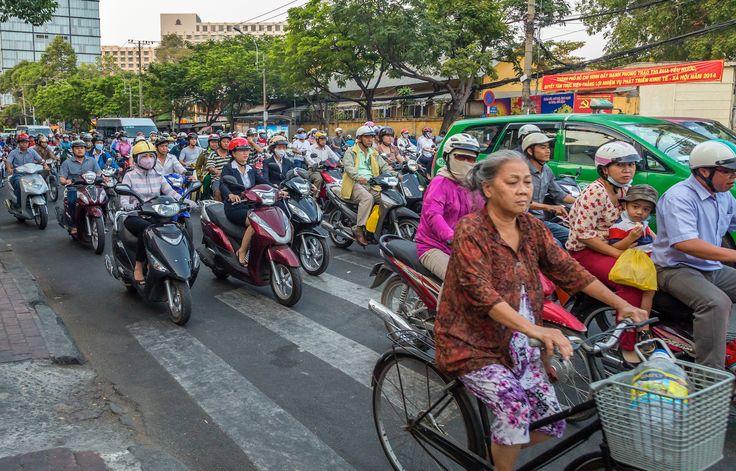 Ho Chi Minh (Saigon), Vietnam - http://allisontravels.com/ho-chi-minh-saigon-vietnam/