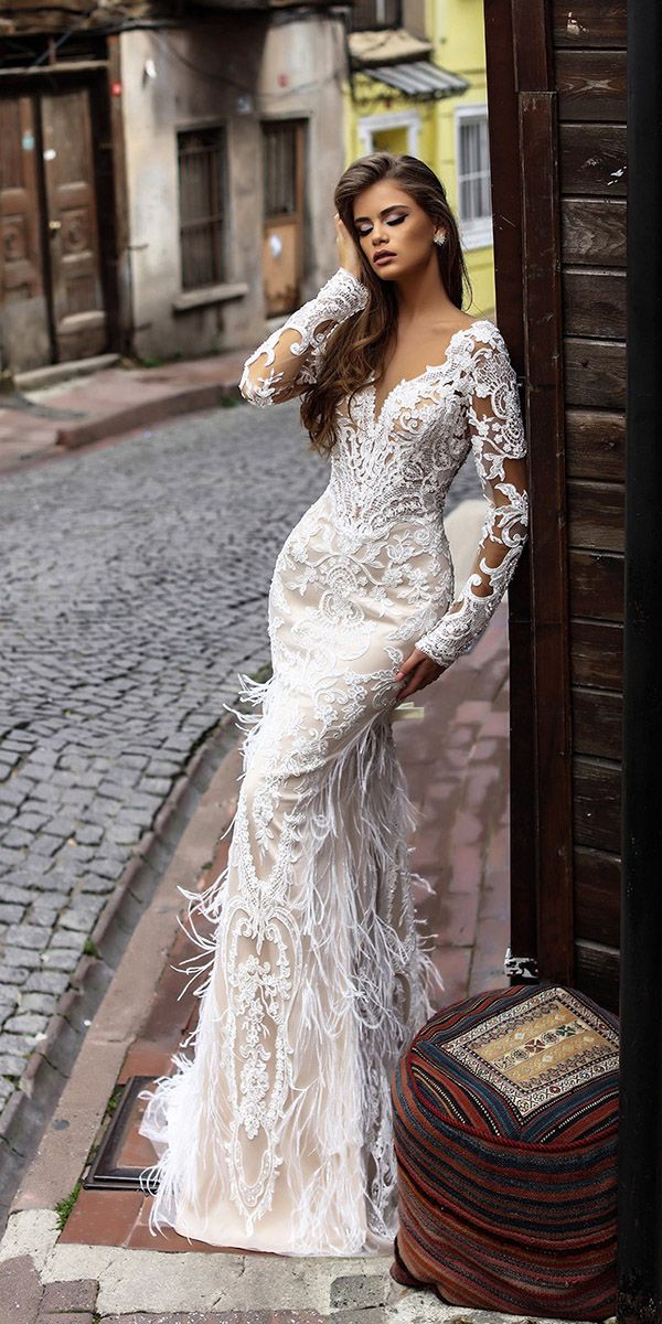 Modern Liretta Wedding Dresses 2018 ★ See more: https://weddingdressesguide.com/liretta-wedding-dresses/ #bridalgown #weddingdress