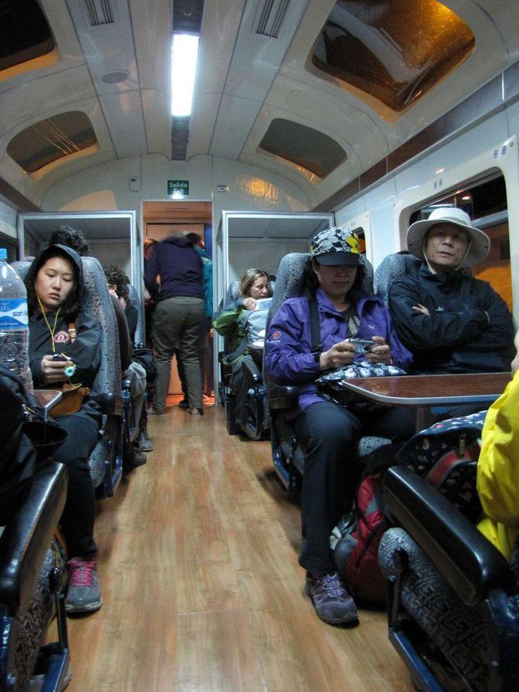 Como ir para Machu Picchu - Trem Expedition