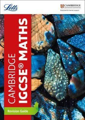 Download Ebook Cambridge IGCSE (R) Maths Revision Guide EPUB PDF PRC