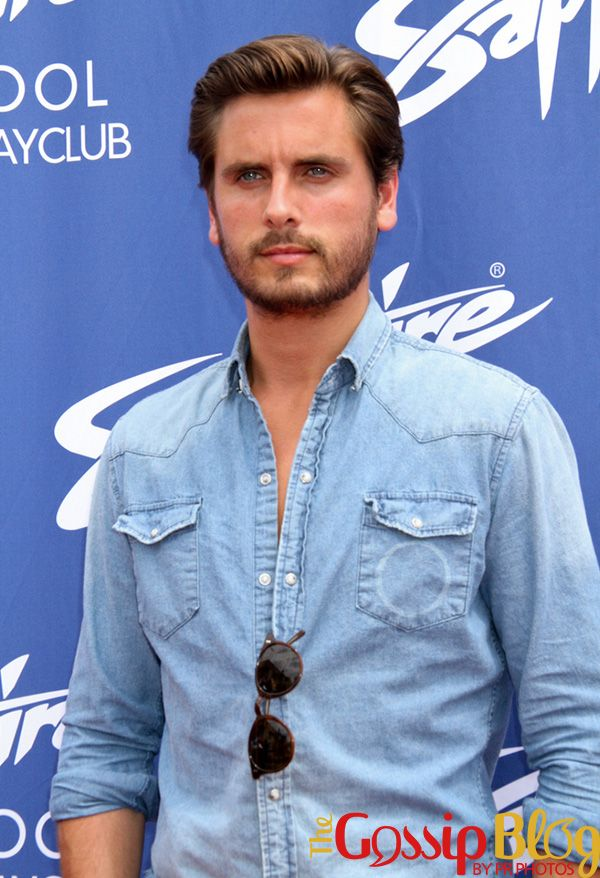 Scott Disick's dad died.