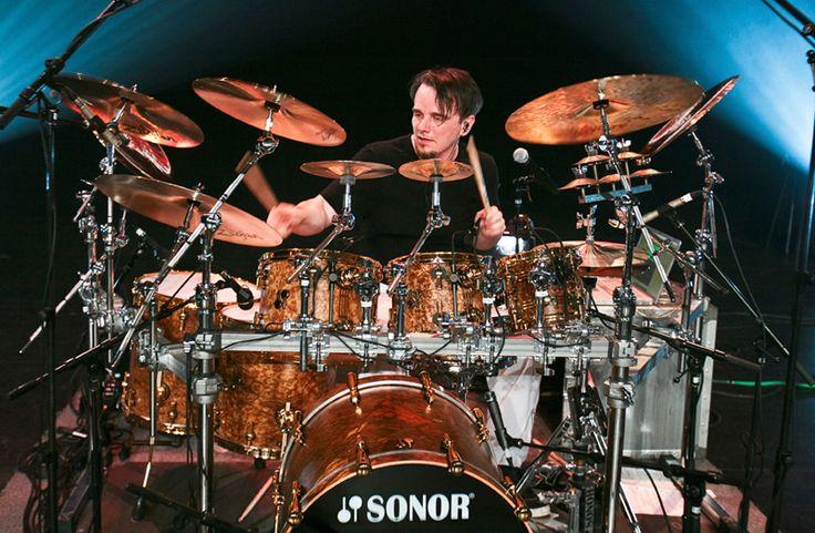 Gavin Harrison Drums Drummers Amp Musical Instruments