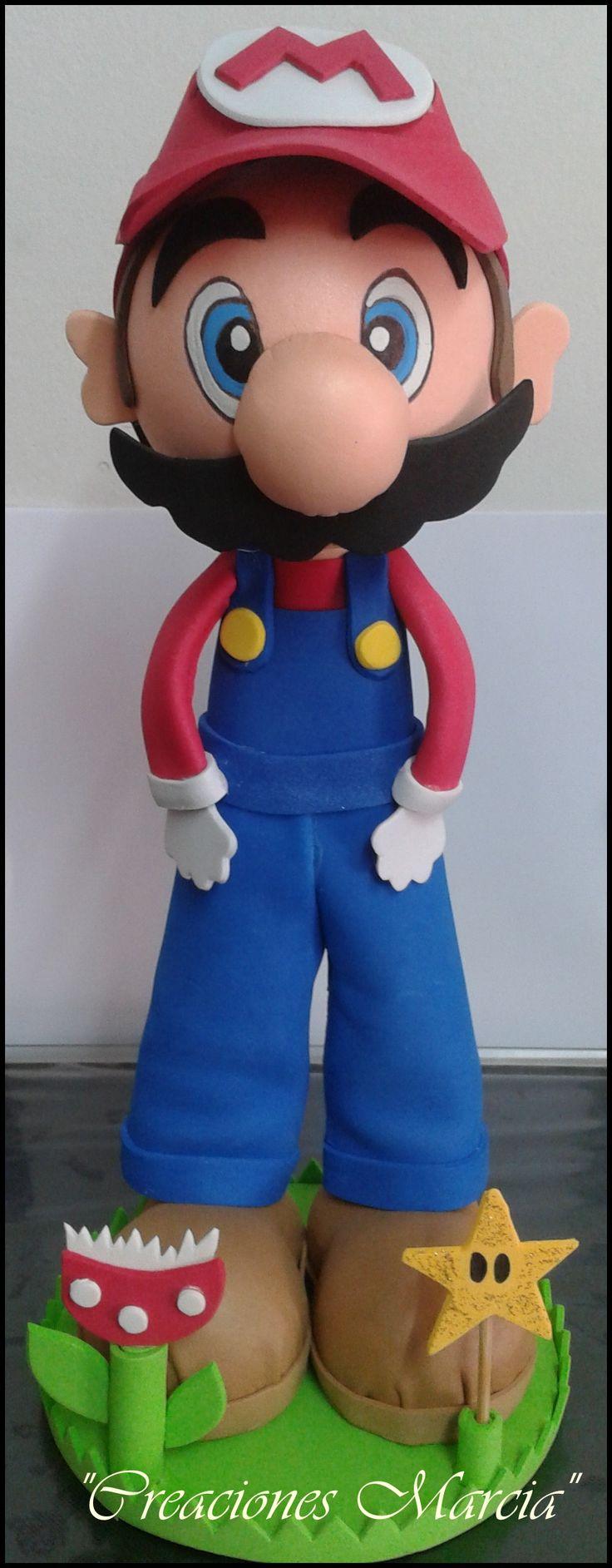 Mario bros, no pasa de moda