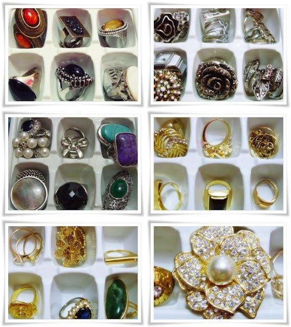 ideia para organização de brincos e anéis.   Inspiração - Organização in 2018   Pinterest   Organization, Layout and Interior