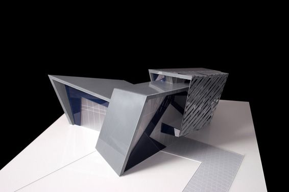 The Villa // Signature Series // Daniel Libeskind // Architectural Model - Daniel Libeskind