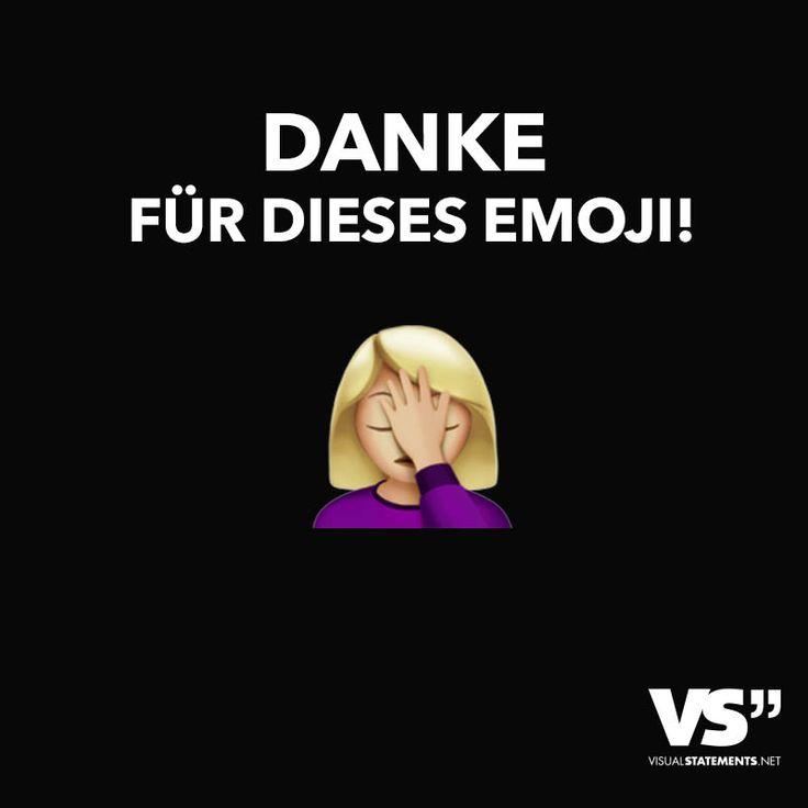 Danke für dieses Emoji!
