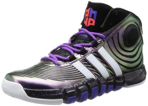 Adidas Schuhe Basketball Trainings D HOWARD 4 blapur/runwh, Größe Adidas:9 - http://on-line-kaufen.de/adidas/43-1-3-eu-adidas-basketball-schuhe-d-howard-4