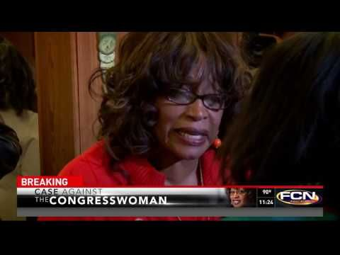 Rep. Corrine Brown Indicted | Corrine Brown indicted on 24 federal counts | Corrine Brown News - YouTube