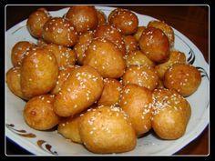 Olga's cuisine...και καλή σας όρεξη!!!: Λουκουμάδες