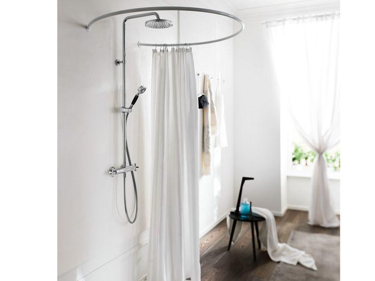 CARLOS PRIMERO 淋浴柱 by Carlo Nobili Rubinetterie 设计师Piet Billekens