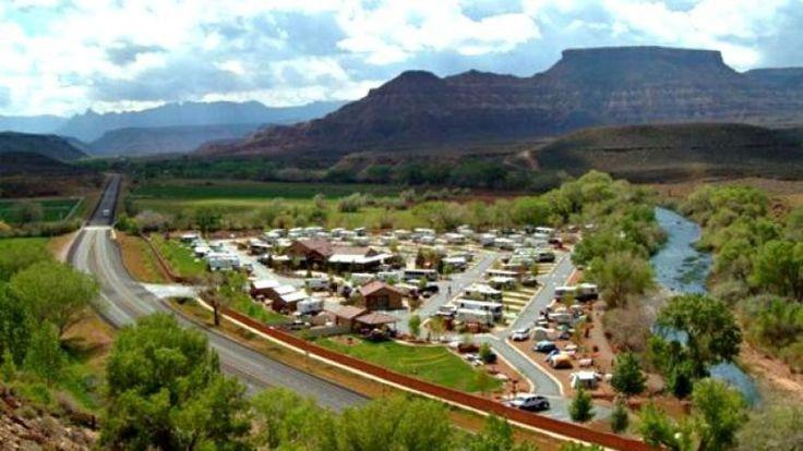 Zion River Resort, Utah