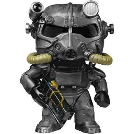 Funko Pop! Games: Fallout - Brotherhood Of Steel, Multicolor