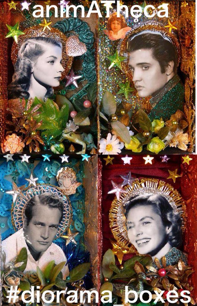 Lauren, Elvis, Paul and Ingrid