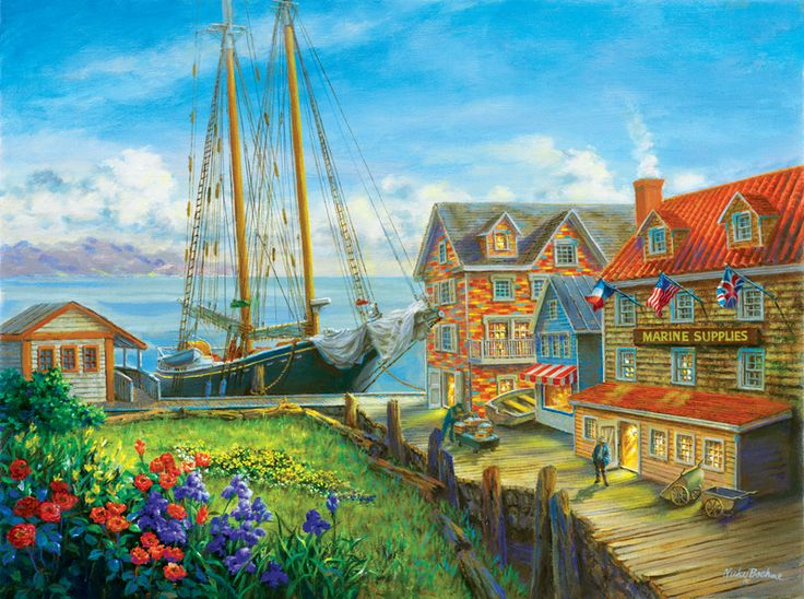 112 Best Images About Nicky Boehme Art On Pinterest
