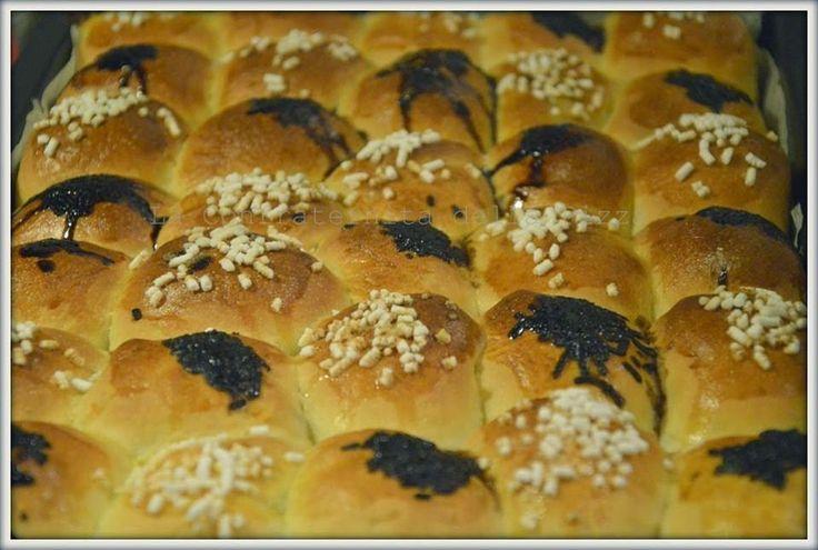 Il Danubio con crema di mascarpone e marmellata di visciole - Torte