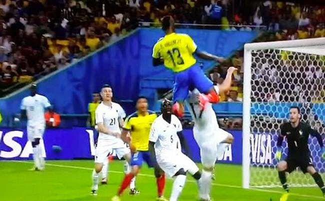 Enner Valencia o Cristiano Ronaldo, ¿quién salta más alto?
