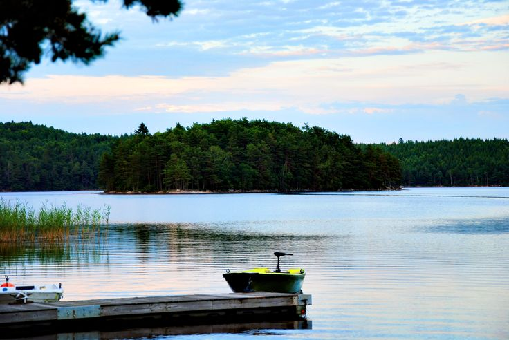 Mölnlycke, Lake Finnsjön