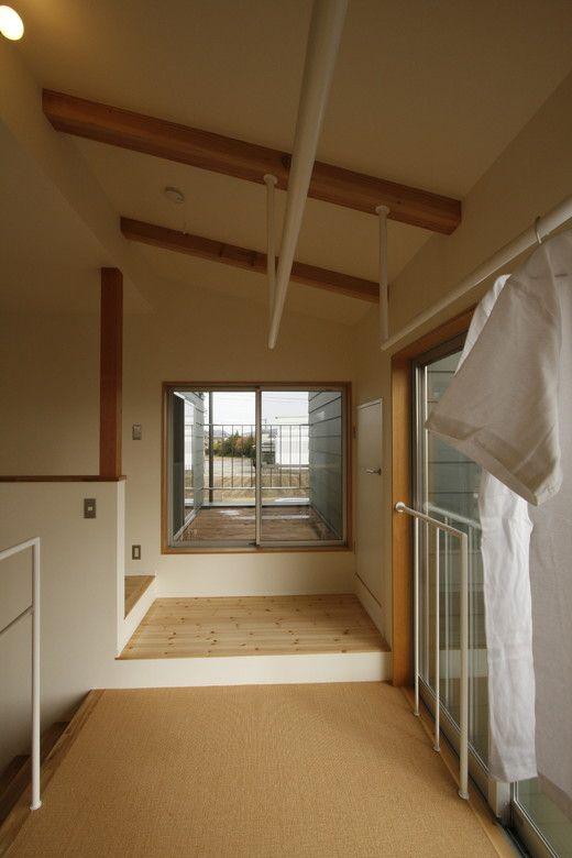 オープンハウス – nötch – - 名古屋市の住宅設計事務所 フィールド平野一級建築士事務所