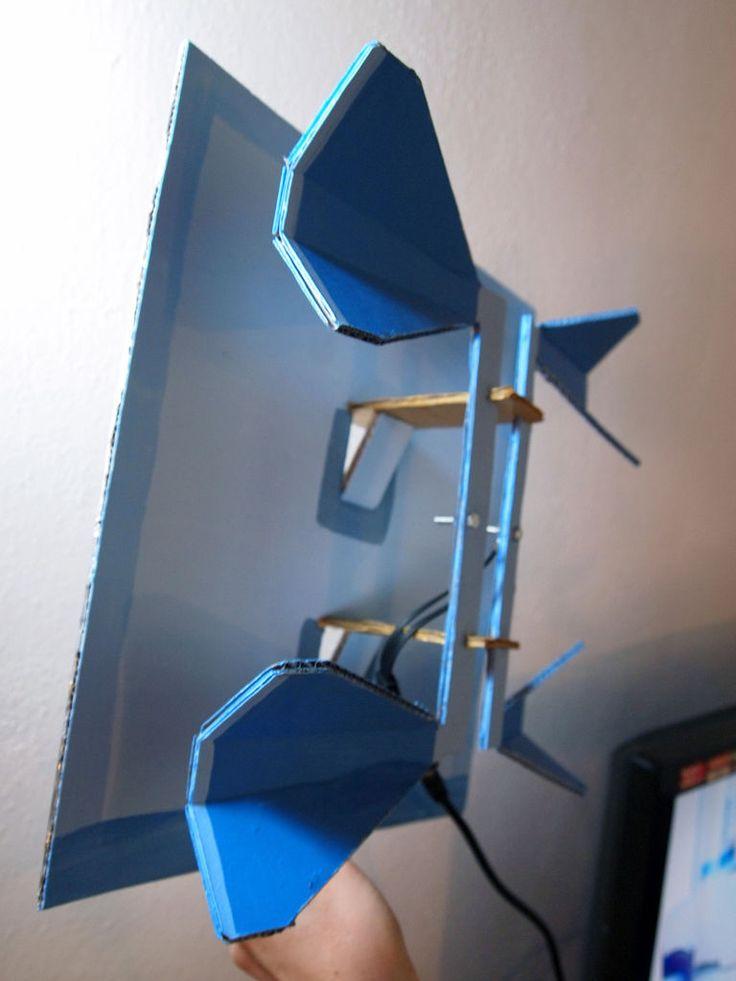 26 best DIY HDTV Antenna images on Pinterest   Diy tv antenna ...