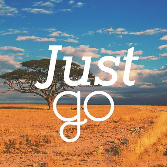 #travel #quotes #justgo