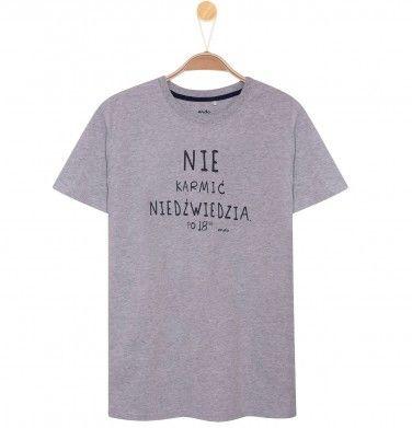 T-shirt męski Q52G018_1