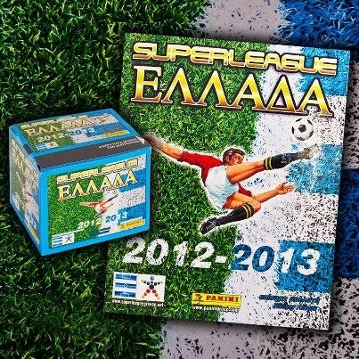 Panini Super League Collection    http://www.sportarena.gr/en-us/eur/books_panini/books_panini?utm_source=pinterest.com_medium=referral_content=PaniniSL_campaign=SApinterest