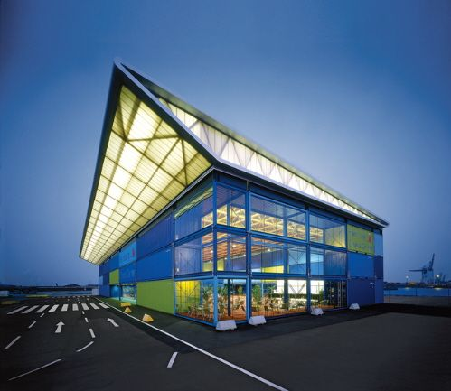Modern industrial building design what you can expect for Modern industrial building design