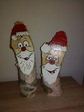 Weihnachtliche Außendekorationen aus Holz | eBay