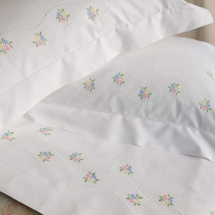 Offering A Full Selection Of Elegantly Hand Embroidered House Linen, And  Lace