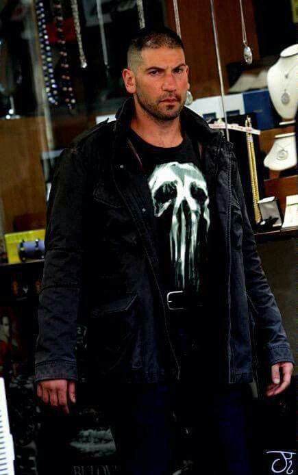 Netflix's Punisher Jon Bernthal still not happy with the casting choice though.....