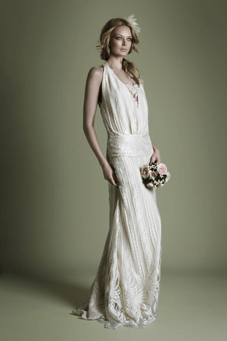12 vestidos de noiva estilo vintage   Casar é um Barato