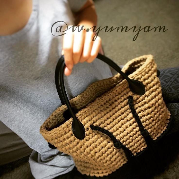 いいね!106件、コメント6件 ― ᐓ Love ꕥ crochet ᐗさん(@w.yumyam)のInstagramアカウント: 「- ・ ・ ・ sold outThank you ・ ・ ・」