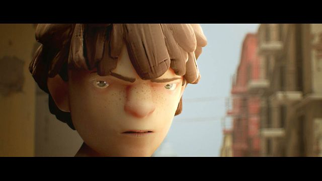 The Chase (2012) - 3D Animated Action Short Film by Tomas Vergara. A simple hitman job. Things don't go as expected.