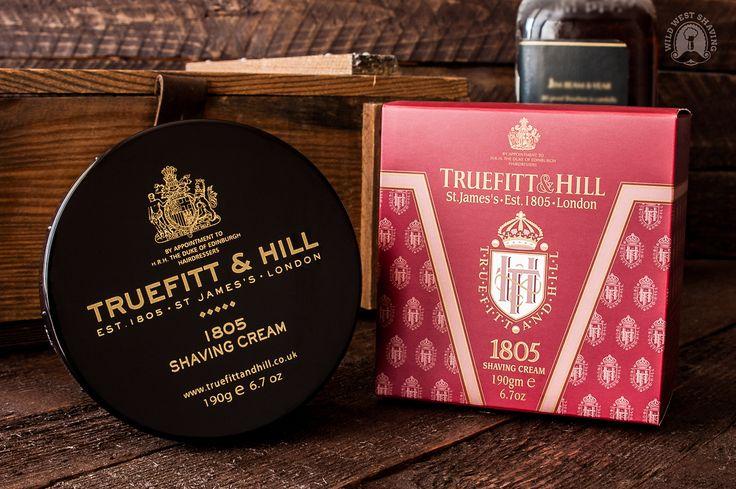 Truefitt & Hill 1805 Shaving Cream - 190g