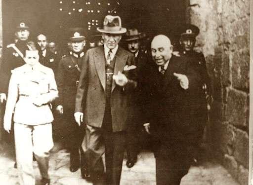 Cumhurbaşkanı Atatürk, Diyarbakır'da   (16 Kasım 1937)