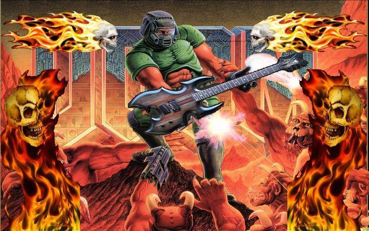 Doom Дум обои для рабочего стола Дота  Wallpapers Dota