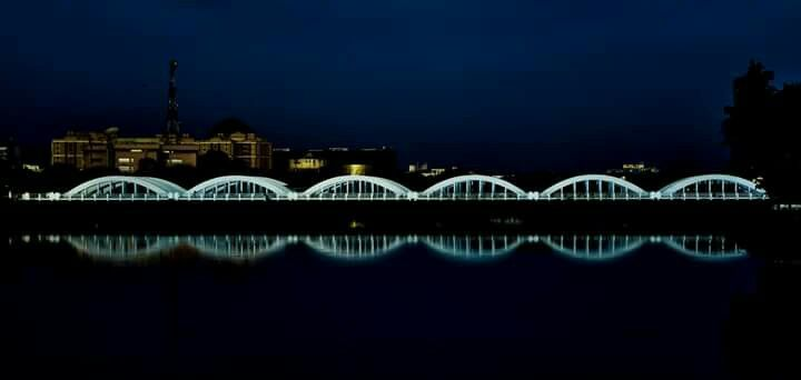 Napier bridge chennai