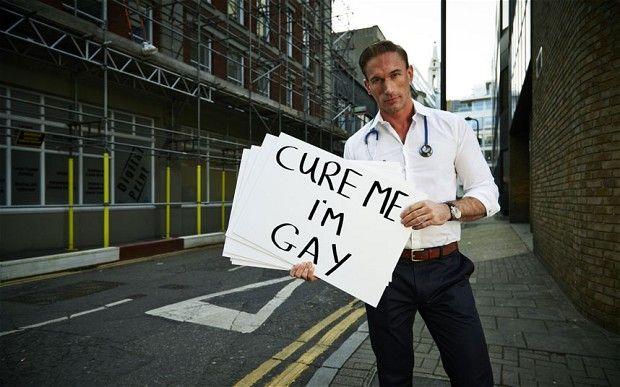 Docteur, pouvez-vous me soigner je suis gay !