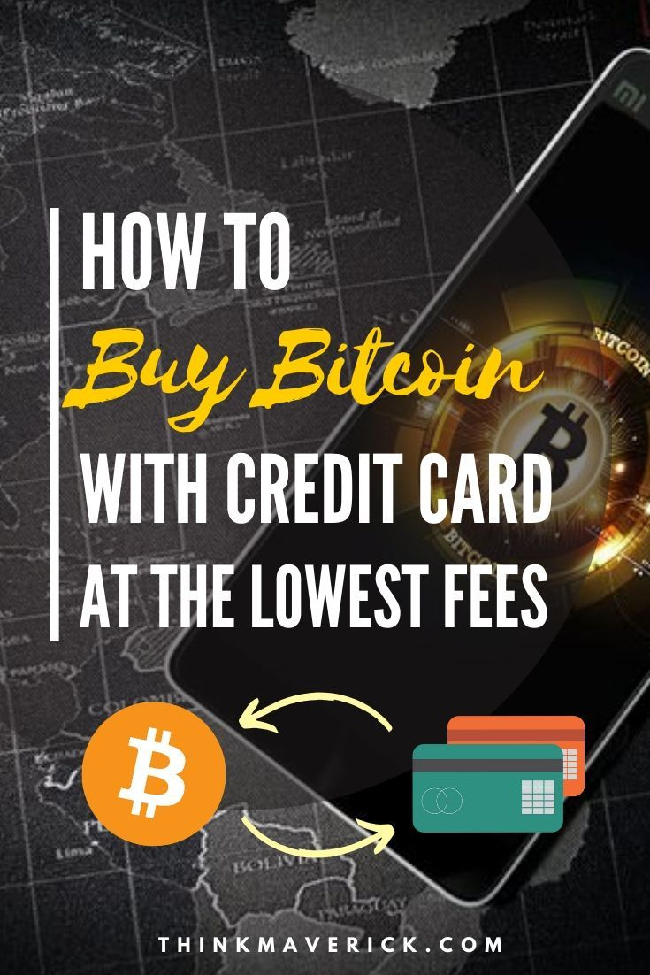 How To Buy Bitcoin With Credit Card Or Debit Card Thinkmaverick My Personal Journey Through Entrepreneurship Buy Bitcoin Bitcoin Prepaid Debit Cards