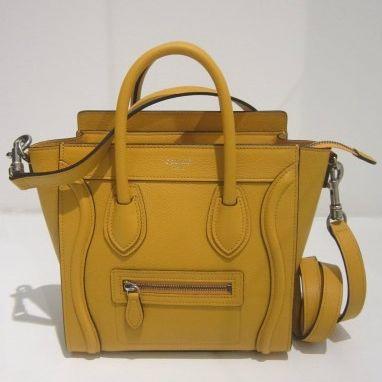 Nano bag by @Celine #Celine #bag #FolliFollie #FW14collection