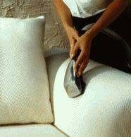 Steam clean your upholstered sofa yourself and save money in the process.